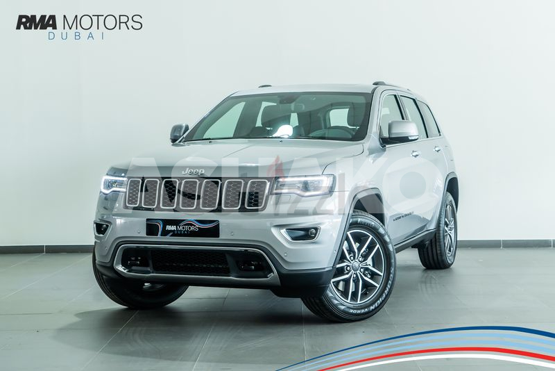 3,352 / month   0% DP   Grand Cherokee V6 Limited / Brand New / 3 Year Jeep Warranty!