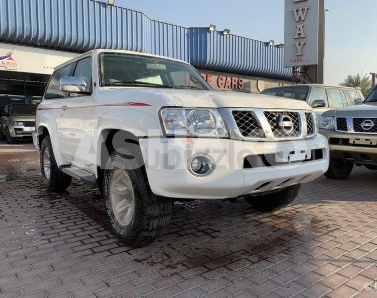 Nissan Safari M/T Gcc 3 Years Local Delar Warranty