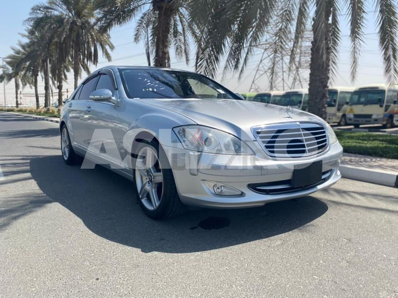 MERCEDES BENZ S550 // JAPAN IMPORTED // 4 MATIC  // LOW MILEAGE