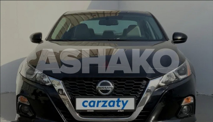 2019 Nissan Altima SV Sedan 2.5L 4Cyl 188hp//LOW KM // AED 1,228/Month //ASSURED QUALITY