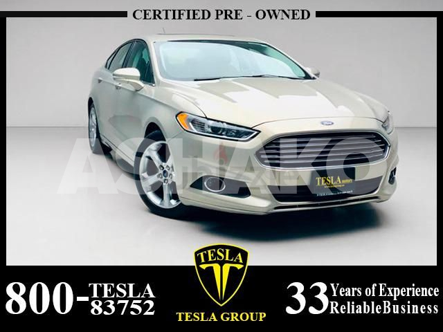 FUSION / SE / GCC / 2016 / WARRANTY / FULL DEALER SERVICE HISTORY! (AL TAYER) / ONLY 622 DHS MONTHLY