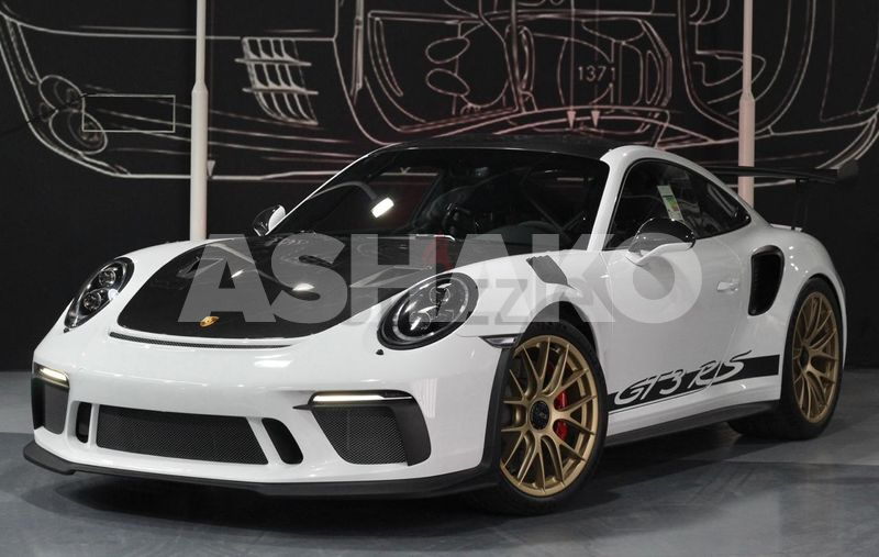 Porsche 911 GT3 RS 2019 Fully Loaded( WEISSACH RS ) Under warranty and service contract