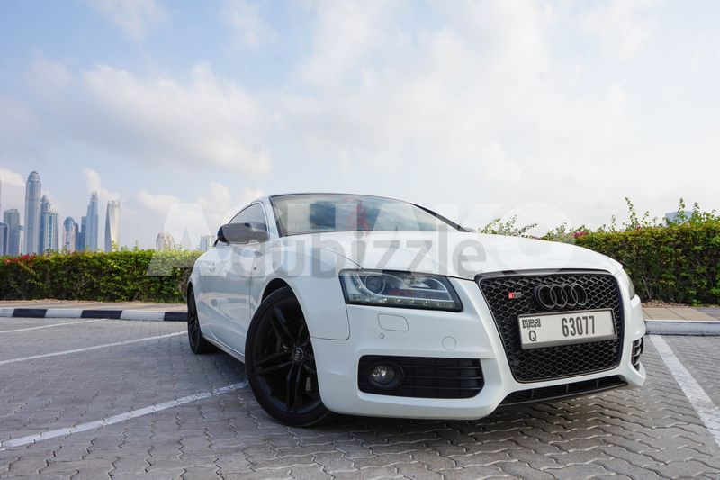 Audi S5 | GCC | Carbon Full Option | Clean