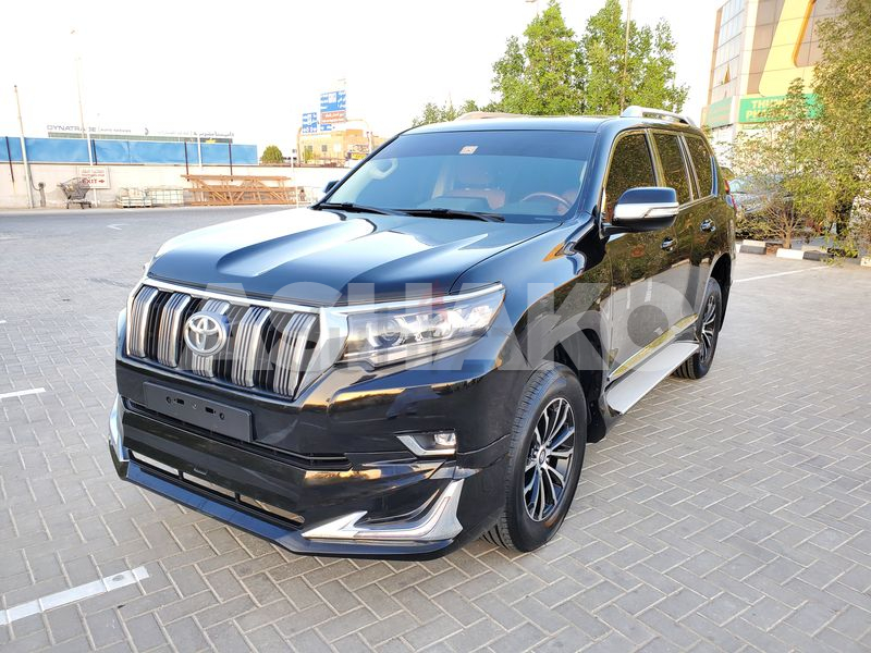 TOYOTA PRADO 2014 FACELIFTED 2020 V6 IN EXCELLENT CONDITION
