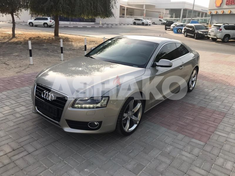 2011 AUDI A5 / 3.2 (V6) Engine Top of the line
