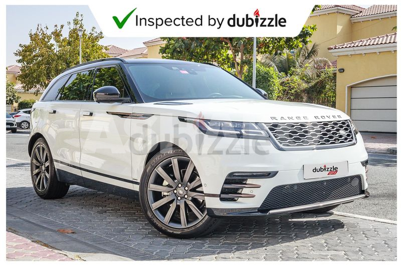 AED3624/month | 2018 Land Rover Range Rover Velar HSE P300 2.0L | Warranty and Service | GCC Specs