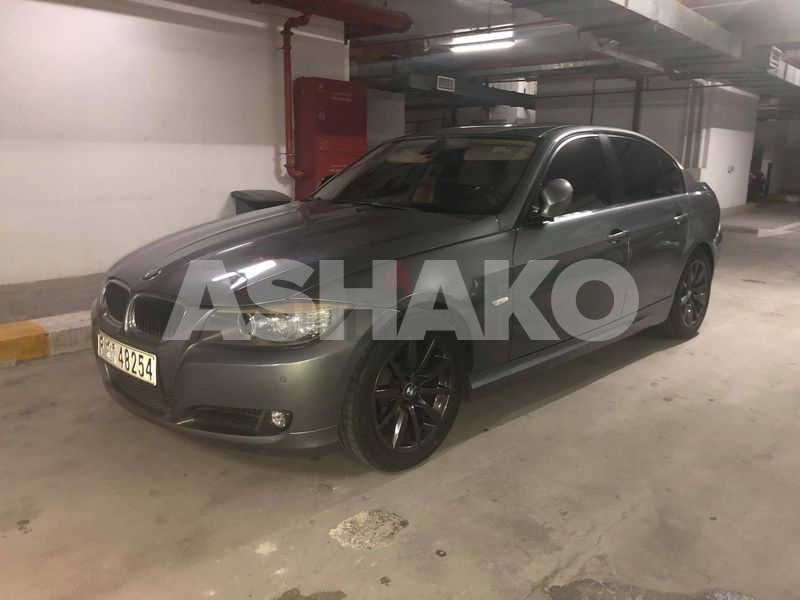 GCC 2009 BMW 320I with Valid RTA Test and Insurance