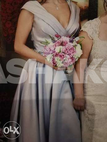 Dress for bridesmaid worn once