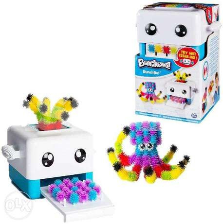 Spin Master Bunchems Bunch Bot Craft Toy M...
