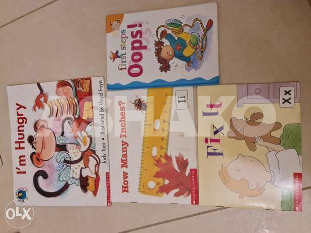 Stories and books for kids