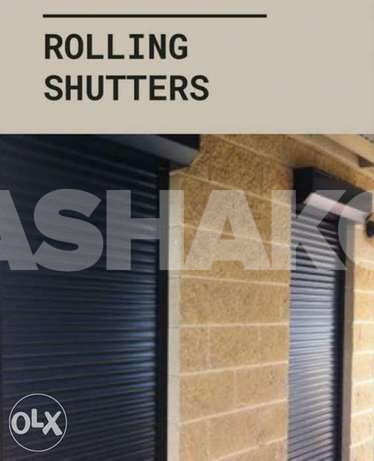 Rolling Shutters High quality (price varie...