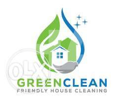 Green Clean Glass & Carpet Cleaning