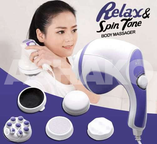 Relax & Spin Tone Slimming Toning & Relaxi...