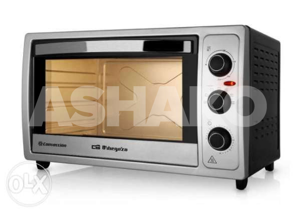 Orbegozo Hot 380 electric convection oven ...