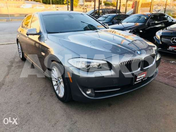 BMW 535 sports package