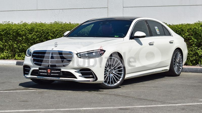 (BIG OFFER) Mercedes S 500 Full option 2021 GCC (Warranty and Service 5 years)