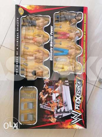 WWE for 60000L.L