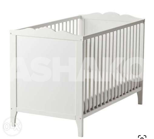 Crib in great condition with mattress