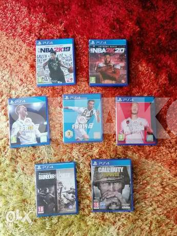 PS4 Games (You choose)