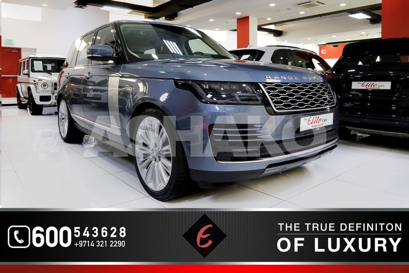 BRAND NEW 2019 RANGE ROVER VOGUE SUPERCHARGED WITH WARRANTY