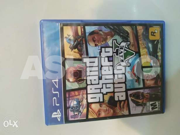 Gta5 ps4 best game for Playstation