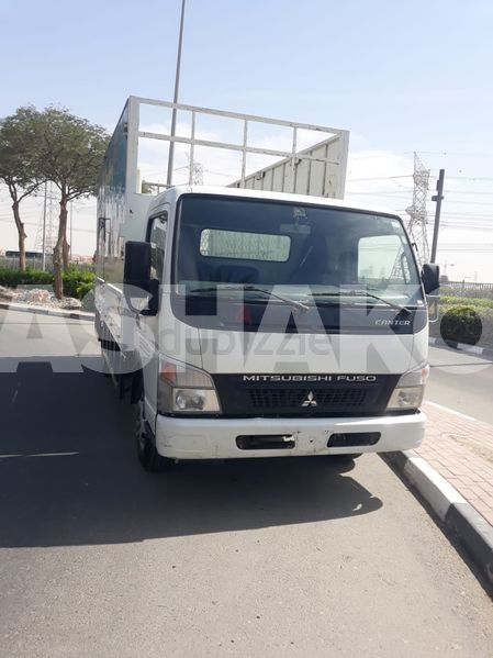 Mitsubishi canter 2015 GCC Specs long chassis 16 Feet