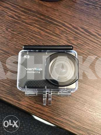 4K touchscreen Action cam + accessories & ...