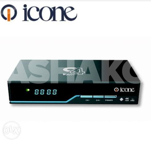 Receiver Icone S4