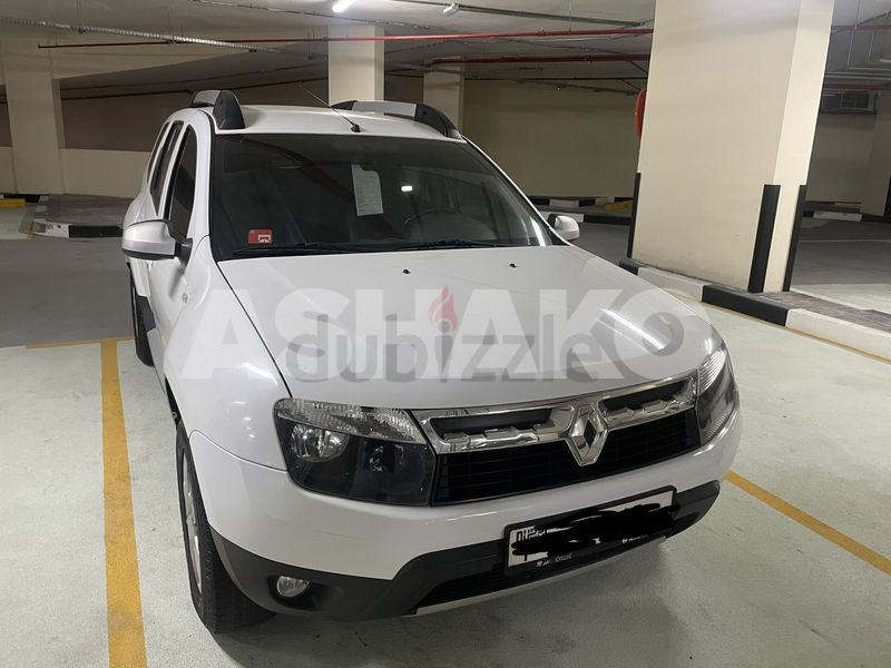 Lady driven 2015 Model Renault Duster 2.0 for sale.