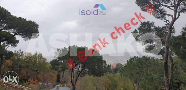 A 1,074 m2 land with view for sale in Bhor...