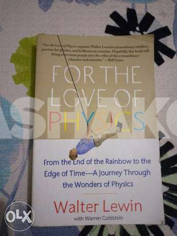 For the love of physics by walter lewin, g...