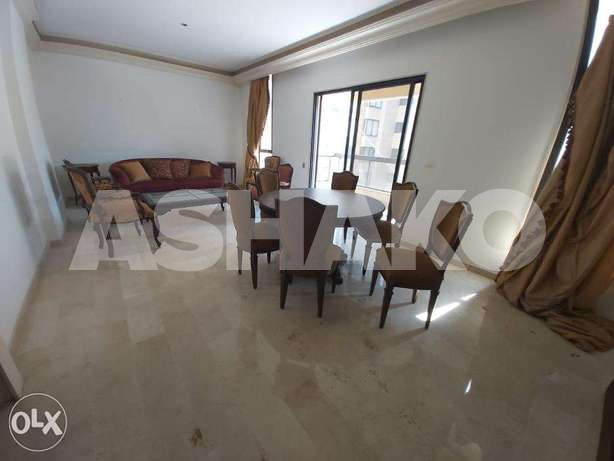 A furnished 150 m2 apartment for sale in A...