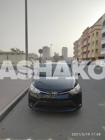 |AED425/Month| Toyota Yaris 1.5 SE Mid Option 2016 Sedan