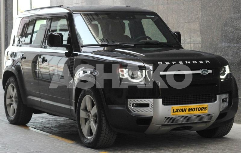 Land Rover Defender P400 Model 2021 Fully Loaded ( 5yr Warranty and contract service)