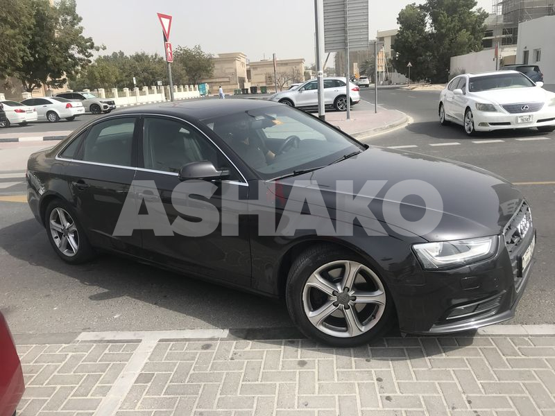 Perfectly maintained low km Audi A4