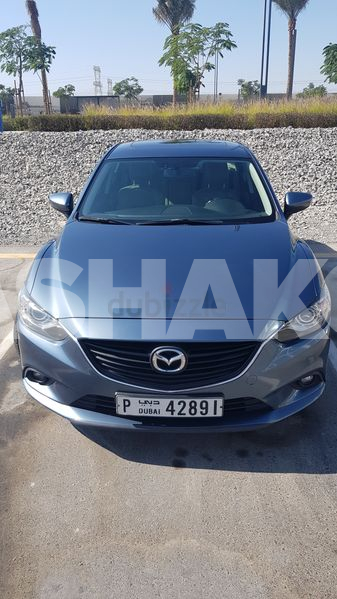 Mazda 6 2.5L Skyactiv-First Owner- Company Service-Great Condition