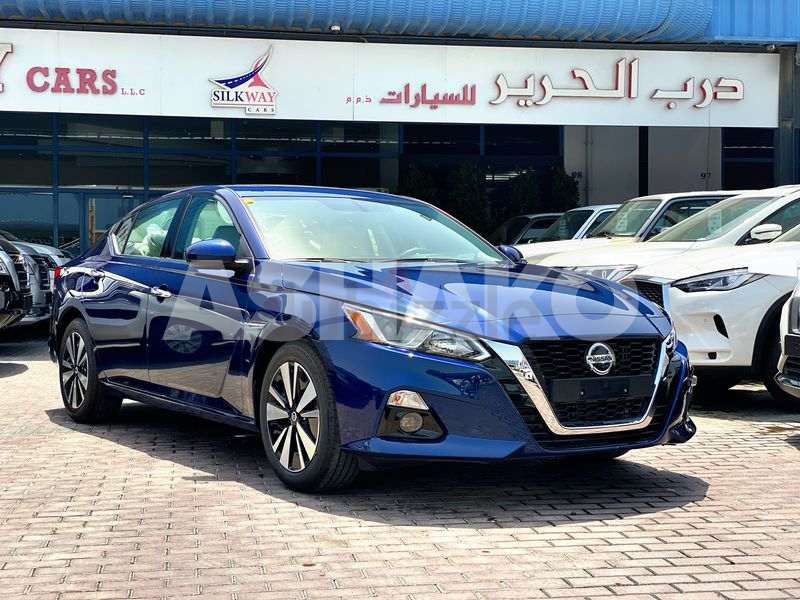 Nissan Altima SV Gcc 2.5L 3 Years Local Dealer Warranty