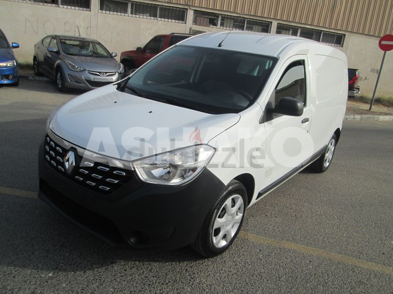 RENAULT DOKKER 2018 GCC - 1.6L, LOW EMI MONTHLY AED 496/= (For Sixty Months)