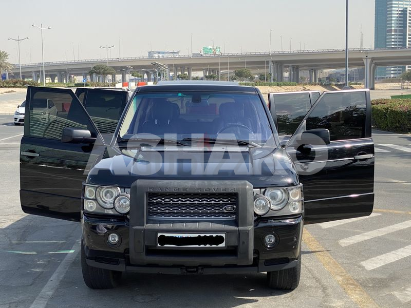 Limited edition Rang Rover(Black Edition Autobiography)