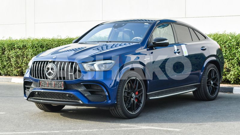 MERCEDES GLE 63S AMG COUPE, 2021, FULL OPTIONS, 0KM