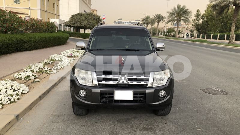 Pajero in great condition and well maintained.