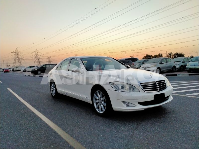 MERCEDES BENZ S350 FRESH JAPAN IMPORTED