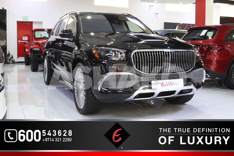 2021 !! BRAND NEW MERCEDES**MAYBACH GLS 600** | REAR FRIDGE | WARRANTY AVAILABLE