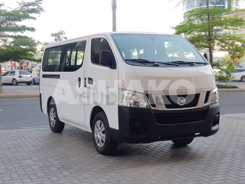 NISSAN URVAN GCC SPEC NV350, SINGLE OWNER EXCELLE NT CONDITION ACCIDENT FREE