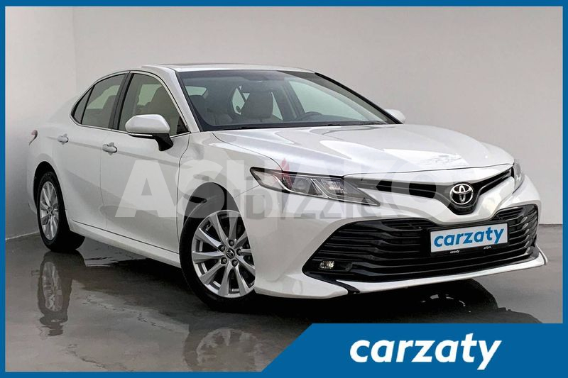 2019 Toyota Camry SE Sedan 2.5L 4Cyl 181hp// 1,309 AED / Month //ASSURED QUALITY