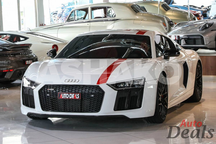 Audi R8 Coupe V10 RWS S Tronic One Of 999
