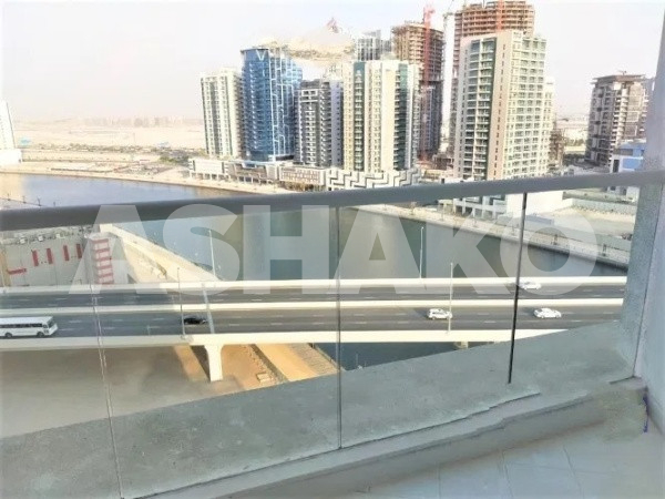 Brand New Studio   Fully Furnished with Balcony   Full Canal View Hot Deal!