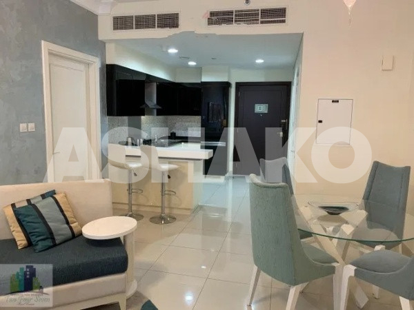 FULLY FURNISHED 1BR FOR RENT IN DAMAC SIGNATURE