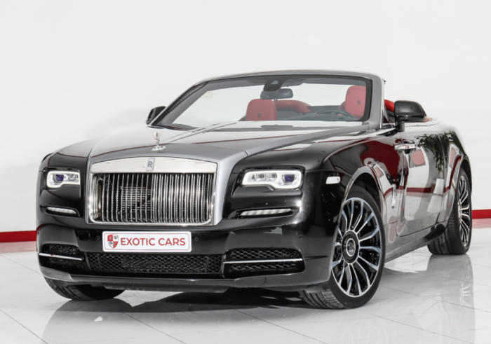 All-lux Rolls Royce Dawn for sale Dubai