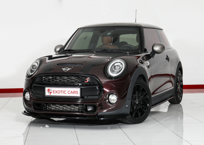 Mini Cooper S Burgundy Edition 1 of 20 2019 Burgundy-Tan 43,000 KM  || WARRANTY AVAILABLE ||